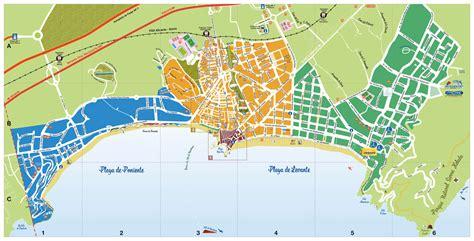 printable street map benidorm large benidorm maps for free download and print high