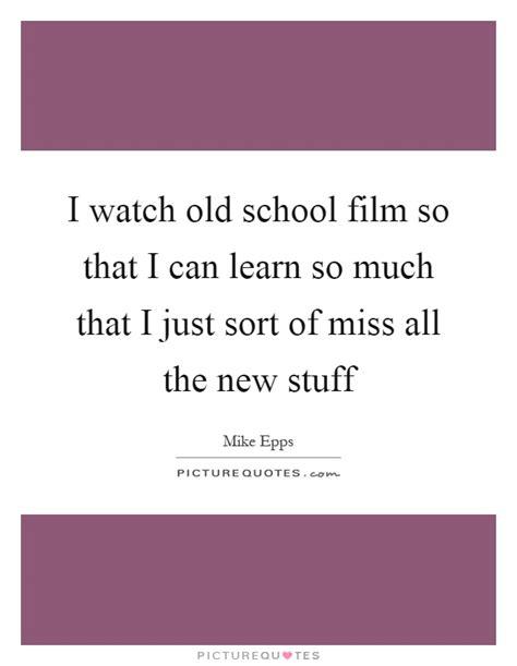 old school film quotes