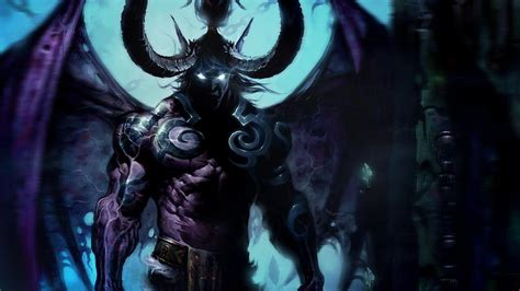 illidan stormrage world of warcraft wallpaper 784849