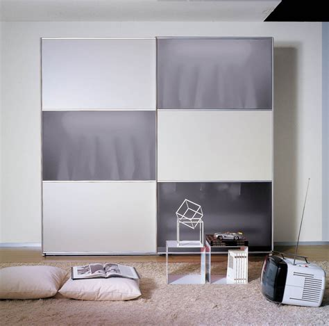 Chipboard Wardrobe by Melamine Faced Chipboard Wardrobe With Sliding Doors For