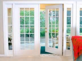 patio doors vs french doors