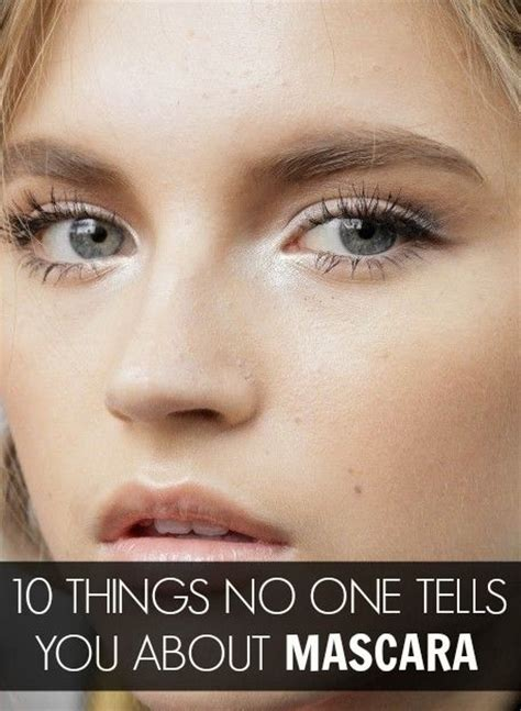 10 things no one ever tells you about haircuts 10 things no one ever tells you about mascara