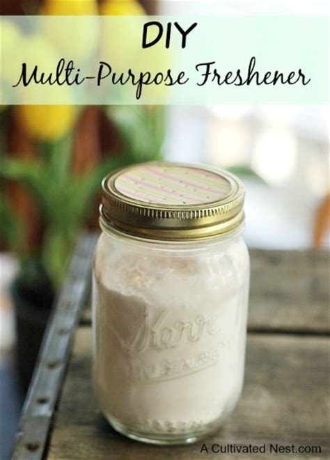Multi Purpose Air Freshener Spray diy air fresheners to make your home smell