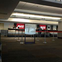 Avis Car Rental International Airport Avis Car Rental San Francisco International Airport 22