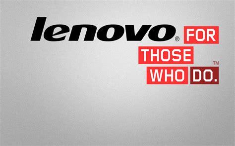 Lenovo For Those Who Do Wallpaper Lenovo Wallpaper Hd