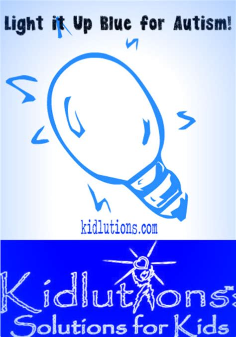 quot spin doctor parenting quot light it up blue with autism speaks