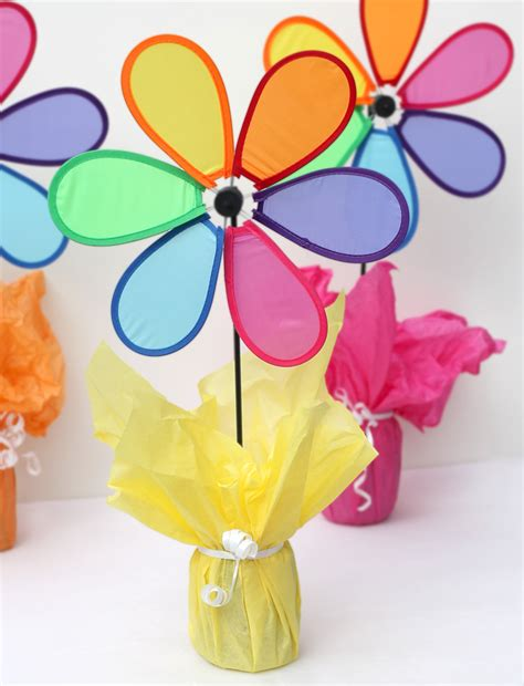 easy centerpieces the craft patch colorful easy inexpensive