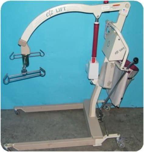 used ez way inc ez lift 598 600 lbs capacity bariatric