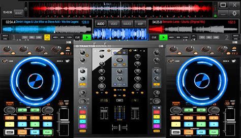 console dj virtuale mixer dj android apps on play