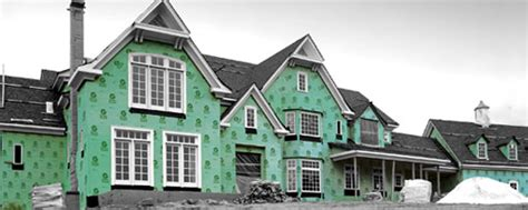 house wrap green guard tyvek moisture barrier moisture
