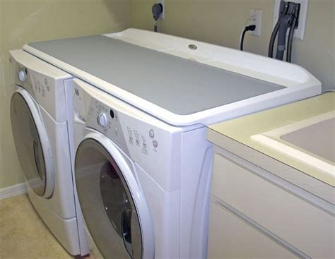 Fold Shelf For Laundry Room by Whirlpool Washer Dryer Worksurface Laundry Room Ideas