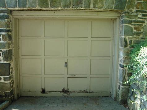 Wooden Garage Door Panels by D M