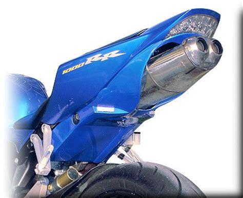 fat300 custom cycles cbr1000rr 2004 2005 undertail | id 95