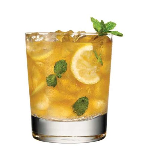 whiskey smash julep cocktails for the kentucky derby