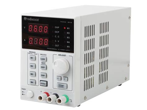 programmable bench power supply 0 30v dc 0 5a programmable bench power supply ps3005d