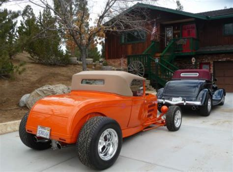 buy   ford roadster henry steel   rails
