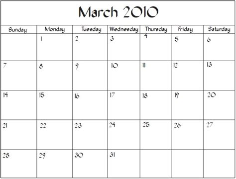 free blank calendar templates 15 blank schedule template images blank weekly work