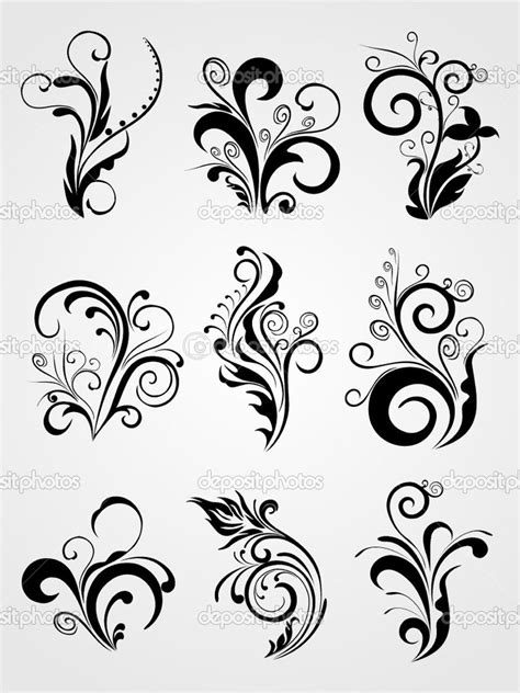 tattoo flower graphic 30 best images about fillagree on pinterest black