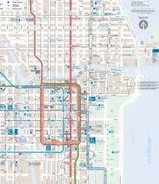 map of downtown chicago loop pictures to pin on