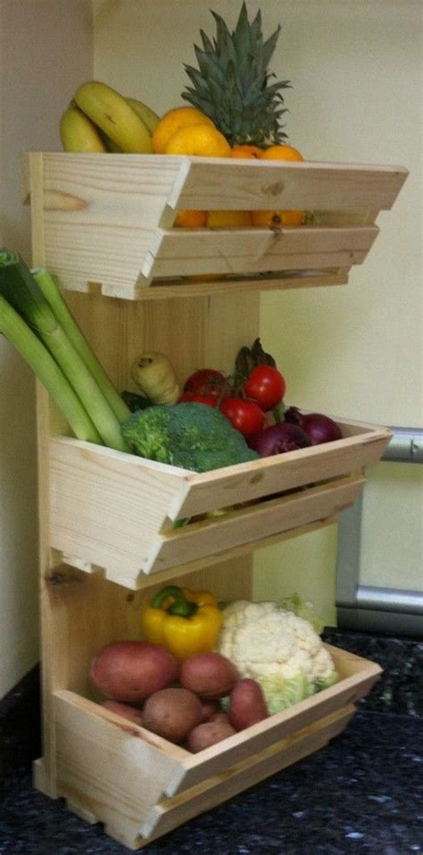 Fruit And Veg Rack by 25 Best Ideas About Vegetable Storage On