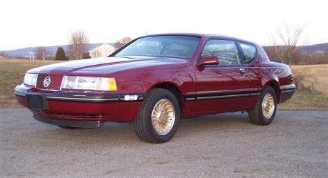 gentleman s mustang 1987 mercury