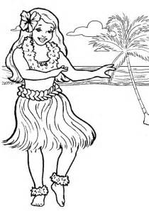 hawaii coloring pages hawaiian coloring pages to and print for free