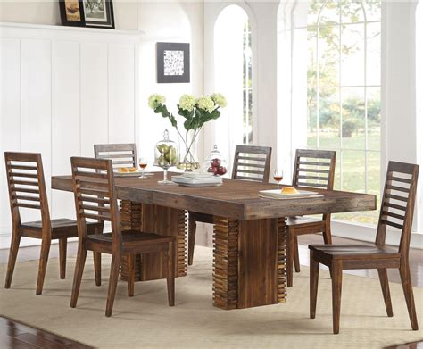 riverside table and chairs riverside furniture modern gatherings 7