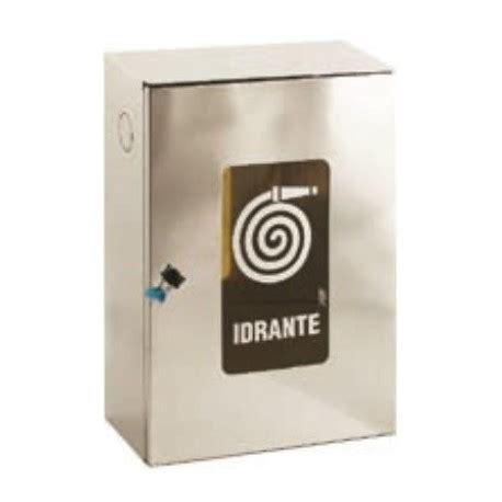cassette inox cassetta uni 45 acciaio inox messina antincendio sas