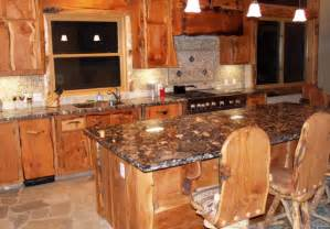rustic style custom cabinets western kitchen cabinets