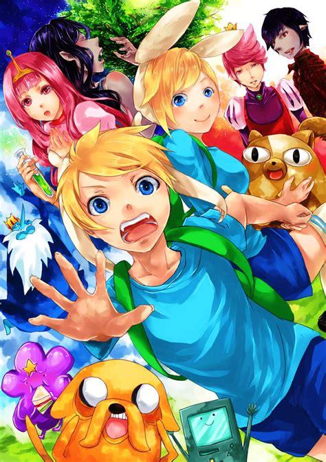 Anime Adventure | anime zone adventure time anime