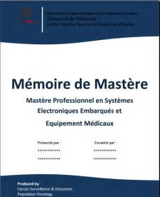 couverture rapport de stage