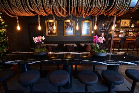 tattu restaurant sneak preview spectacular interiors of