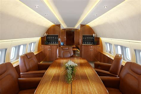 Jet Interiors by Altitude Vip Completions Welcomes Bbj Customer To