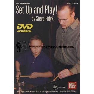 Smart Book Set Educational fidyk set up and play dvd educational drum