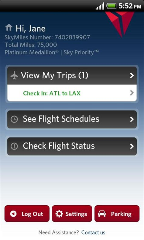 delta app android delta air lines releases official android app android central