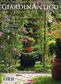 giardino antico rivista karin eggers