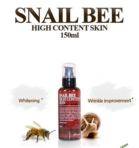 Benton Hight Content Skin 150 Ml Original benton snail bee high content skin 150ml hermo shop malaysia