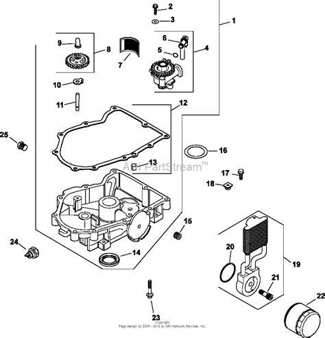 kohler parts diagram cv740 kohler engine diagram kohler kt17 engine diagram