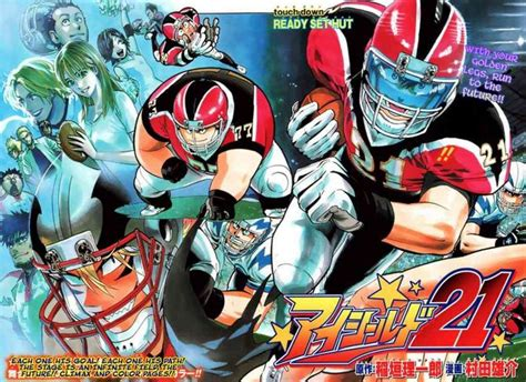 Anime Eyeshield eyeshield 21 wallpapers anime hq eyeshield 21 pictures 4k wallpapers