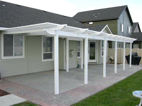 Patio Awning Images Backyards Door Canopies Windows Flur Canopy Aluminum