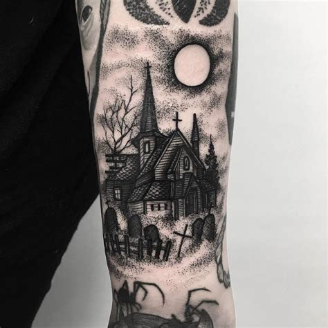 30 blackwork dark tattoos by merry morgan tattooadore