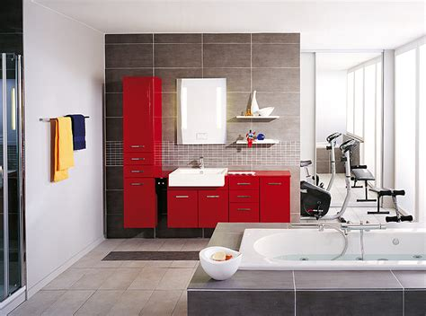 Designing Bathrooms by Modern Bathroom Designs From Schmidt
