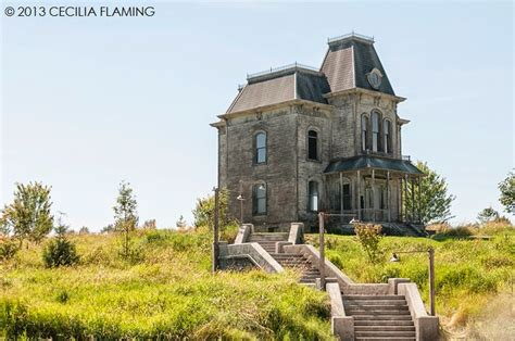 Bates Motel House by Cecilia Flaming Photography Bates Motel Set Visit