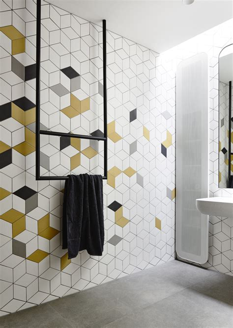 funky bathroom tiles bathroom tile top home design trends of 2016 according to pinterest