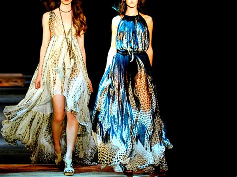 When Spice Gave Cavalli Their Costume Requirements by Just Cavalli Summer 12 Show Pieces In Stock Now