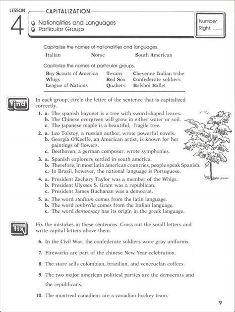 Punctuation Worksheets Grade 8 by Punctuation Practice Worksheets 7th Grade Punctuation