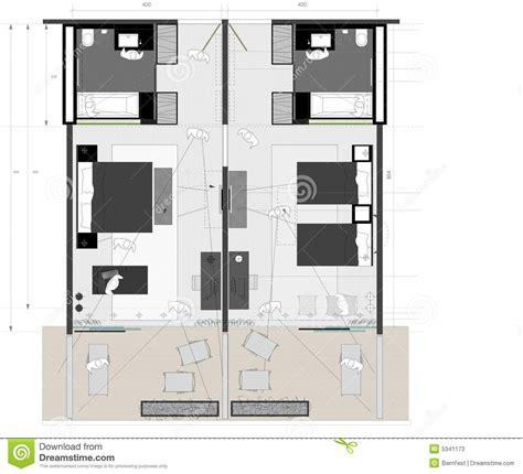 layout quarto hotel projeto do quarto de hotel fotos de stock imagem 5341173