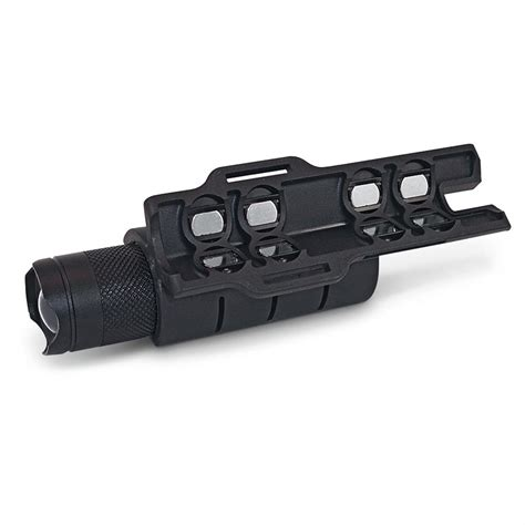 ar 15 tactical light beamlokr ar 15 magnetic flashlight mount 231485