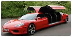 Stretch Bugatti Bugatti Veyron Limousine Vs The Limousine