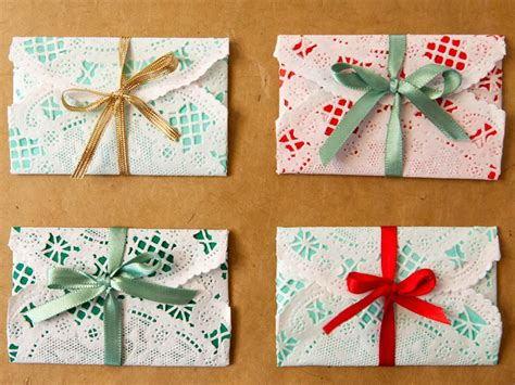 Make Gift Cards - how to wrap gift cards for christmas how tos diy